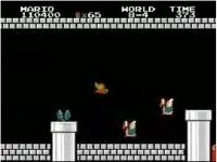 スーパーマリオブラザーズ 最速クリア動画4分58秒53(TAS)