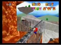 スーパーマリオ64 様々なステージを改造して遊んでみた