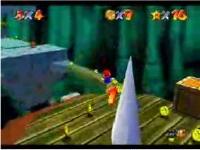 スーパーマリオ64 クッパステージ 神業プレイ