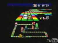 スーパーマリオカートのシュートカットをかっこよくまとめた動画