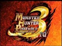 モンスターハンターポータブル3rd プロモーションムービー