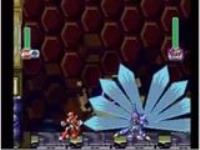 ロックマンX4 サイバー・クジャッカーを条件付きで撃破 / ロックマン系動画