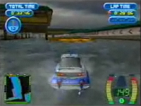 チョロQHG3攻略ACT13「モーターボートカーレース」
