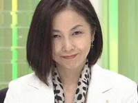 人気熟女アナ★麻木久仁子サンのエロフェラ顔!!