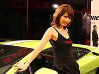 東京モーターショー2009 コンパニオン特集