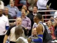 珍プレー映像(NBA)直前のナイスプレーが大無しにww