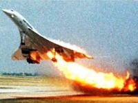 死者113名を出した超音速旅客機コンコルド墜落事故