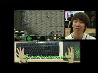韓国のプロゲーマーの指の動きがハンパないwこれは凄すぎ