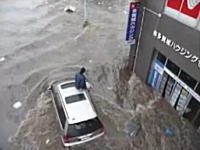 6月に入ってアップされた津波の動画。どれもこれもリアルで恐ろしい