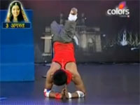 両足のないインド人男性のヒップホップダンスが本当に凄い