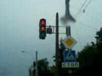 フィーバーし過ぎな信号機