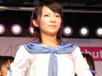 元AKB48宇佐美友紀が脱いだ!ノーブラ爆乳Gカップが揺れまくり♪
