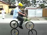 未来に生きている自転車・バイクのまとめ動画