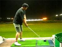 ゴルフ動画。ドラコン日本一山田勉さんのドライバーが半端ないw