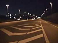 ちょwはええwロシアのゴーストドライバーを撮影したった動画。ヤバイ