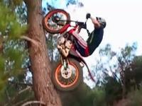 9歳少年によるBMXテク&トライアルバイク世界選手権王者の絶技