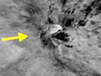 小惑星ベスタにUFOが墜落!?NASAのドーン探査機がとらえたUFO墜落現場映像