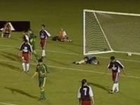 これが本当のフルボッコ。まさかの 32 対 0 っていうサッカー試合。
