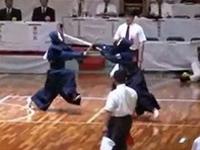 高校剣道 「一本」 まとめ動画
