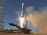 ソユーズ2.1a型の打ち上げはSF映画みたいでカッコイイ動画。大迫力