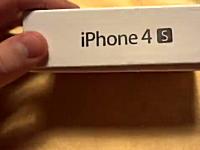 iPhone4Sの酷すぎる偽物をつかまされたとネットにアップされた動画が話題