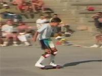 スケートボードの発展に最も大きな影響を与えた男、ロドニー・ミューレン。