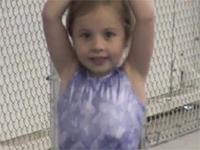 5歳少女、将来はきっと輝いているだろうな