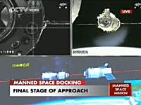 中国やっぱ凄いじゃん。宇宙船神舟9号が天宮1号とのドッキングに成功。