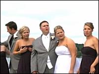 結婚式の記念撮影で悲惨なアクシデントが発生wでも良い記念になった。