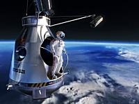 人類初の音速突破への挑戦。成層圏上層からのダイブに向けて準備完了。