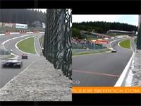 GTとF1の速さ比較動画。F1はっや・・・。