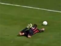 完全なるコントww 演技が下手すぎるサッカー選手たち