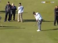ゴルフ神動画。みんゴルもびっくりな46メートルのウルトラロングパット!!