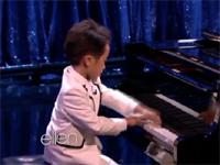 完全なるチート。ピアノ界の神童。6歳にしてこの超絶テクニック。