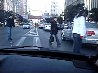 交通ルール?そんなのオラしらねえだ。中国のタクシーがクレイジーすぎる。