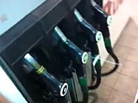 詐欺?故障?超常現象?給油してないのにメーターが回るガソリンスタンド