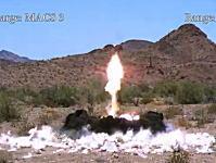 驚異の命中精度。GPS精密誘導弾M982「エクスカリバー」の長距離実弾試験映像。