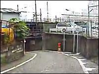 うわ凄い。東京にこんな道があったのか!って車で通れるのかよw