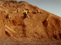 超COOL!整備されていない山をマウンテンバイクでノンストップ爆走!!