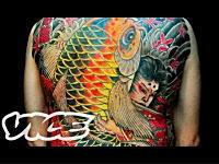 大阪のタトゥーアーティスト中林睦夫(ムツオ)さんを取材したドキュメンタリー