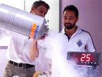 固定窒素を手作業で作ってみたら超幻想的な結果に