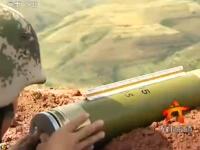 中国のソルジャーすげえ。発射装置なしに大砲の弾を発射させて命中させる