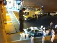 自殺志願者の助け方。サウジアラビアの場合。忍び寄った消防士さんが・・・。