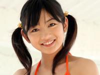 森田涼花 DVD「いつも一緒に」より、キュートな表情を見せたダイジェスト