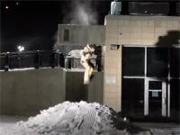 ストリート・フリースタイルによる雪上の神々が見せたスノボ凄技の数々