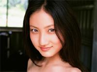 入江紗綾 シャワーを浴びながら巨乳バストをアピール