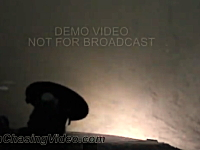 竜巻ハンターが竜巻の内側に入って撮影した映像がハンパない