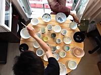 お茶碗チンチンも高クオリティでやると「お行儀が悪い!」と怒られる事もない
