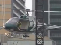 怖すぎる・・・。ヘリコプターの墜落事故をまとめた映像