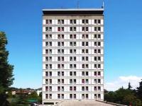 なにこれ凄い。スイスの学生たち110人によるビルを使ったパフォーマンス。